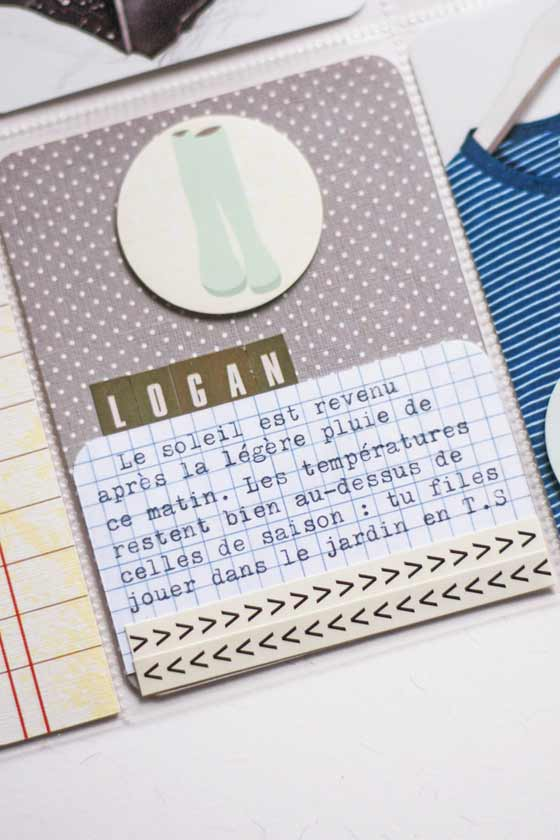 Project life : astuces de scrap