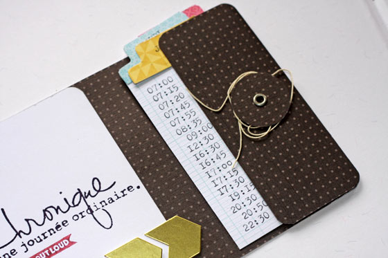project life-journaling cache