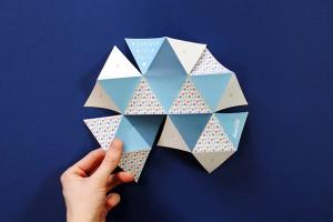 freebie boite geometrique vide poche