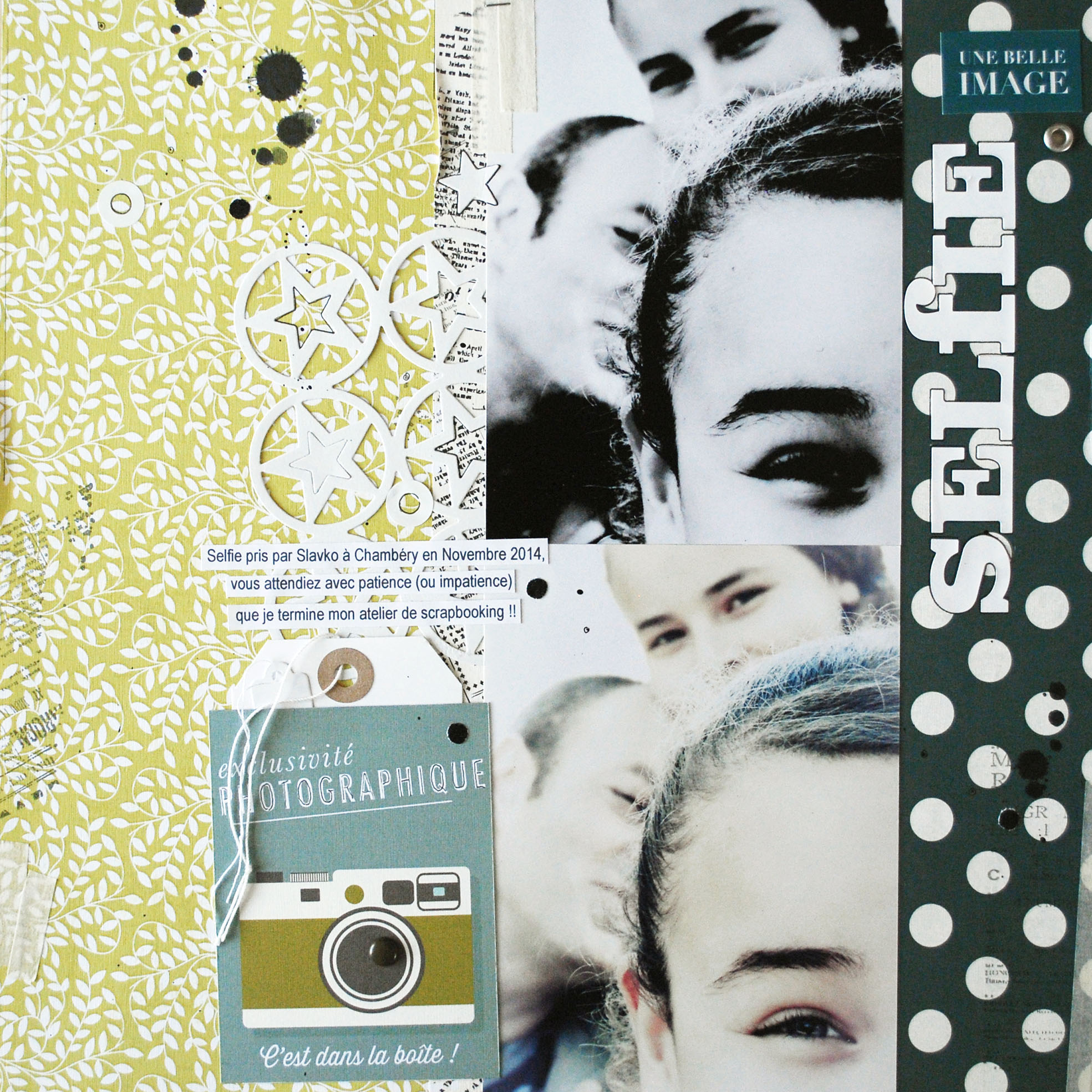 kesi-art-semaine-thematique-selfie-prisca-scrapbooking