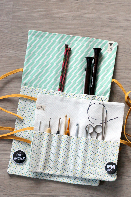 Couture rangement maison pour vos accessoires tricot kesi 39 art le blog - Blog couture deco maison ...
