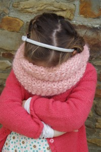 snood Peche Melba version enfant Maille name is Georgette MNAlliot-5