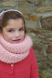 snood Peche Melba version enfant Maille name is Georgette MNAlliot-6