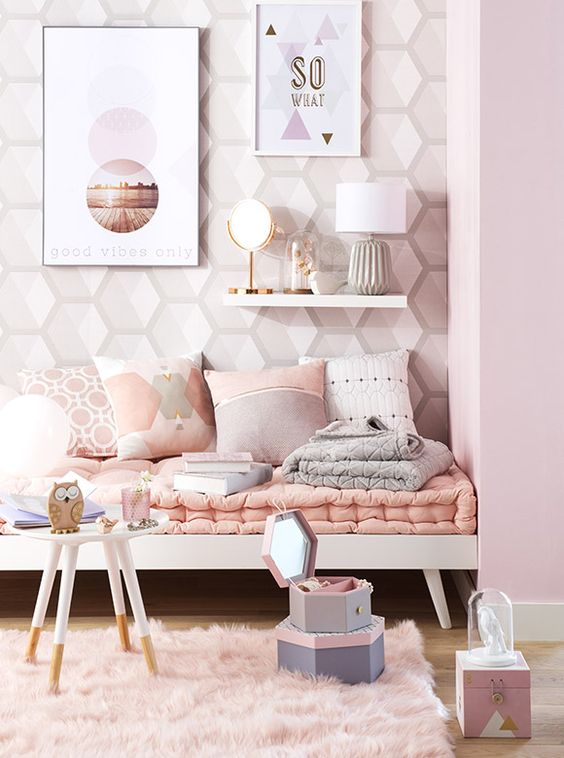 Awesome Chambre Scandinave Pastel Contemporary - lalawgroup.us ...