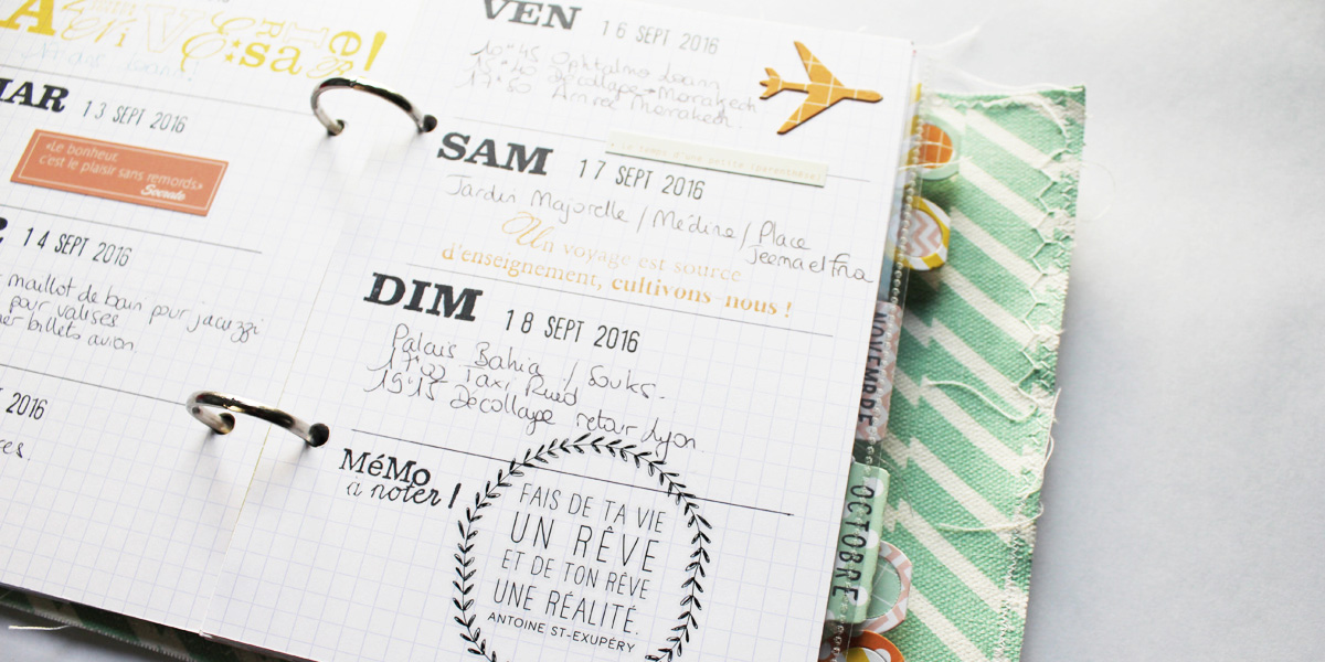Comment cr er son bullet journal kesi 39 art le blog - Comment creer un journal ...
