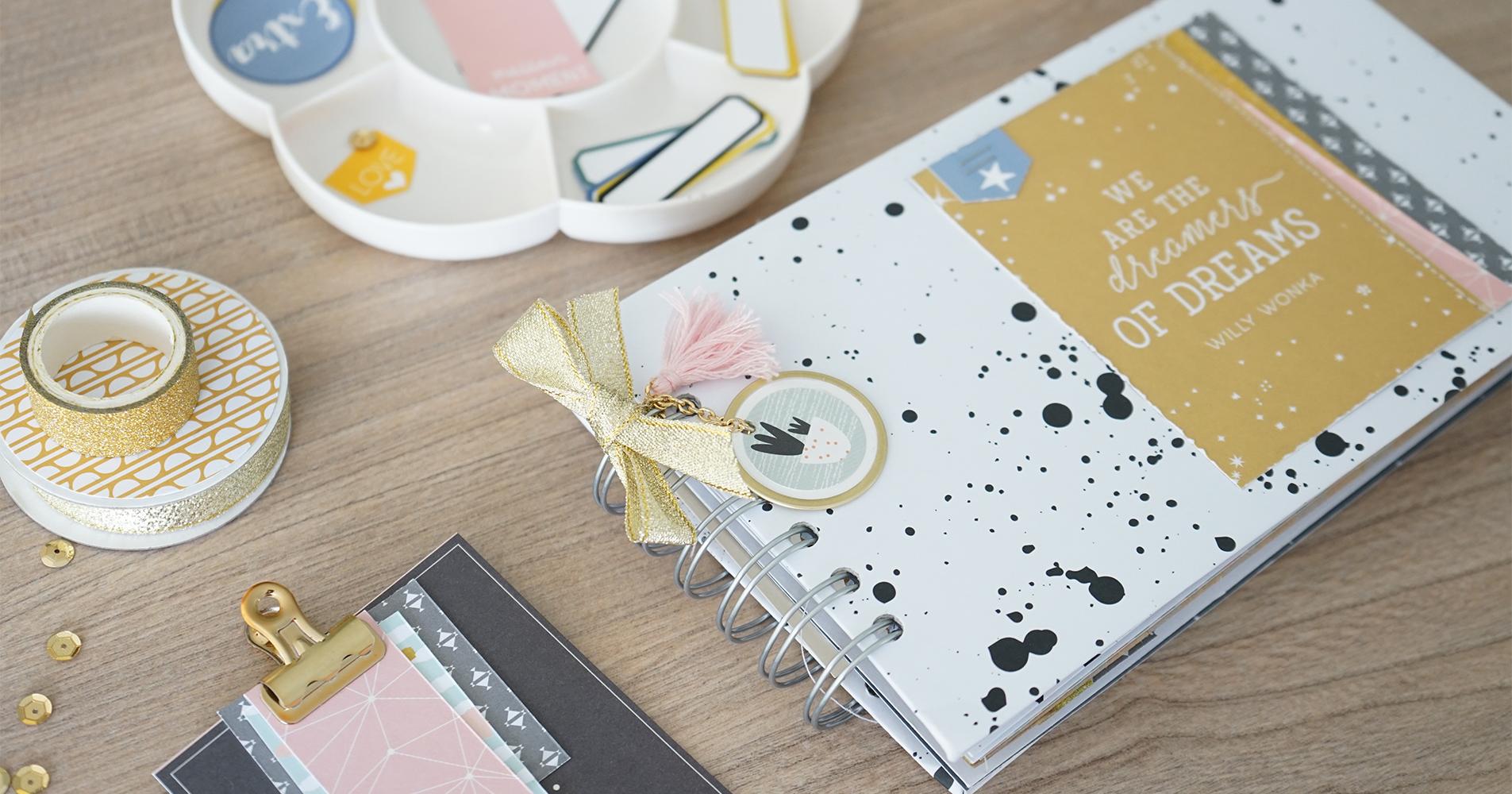 comment cr er son bullet journal kesi 39 art le blog. Black Bedroom Furniture Sets. Home Design Ideas