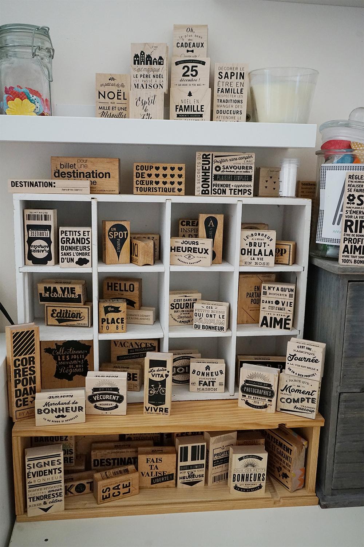 comment ranger ses tampons kesi 39 art le blog. Black Bedroom Furniture Sets. Home Design Ideas