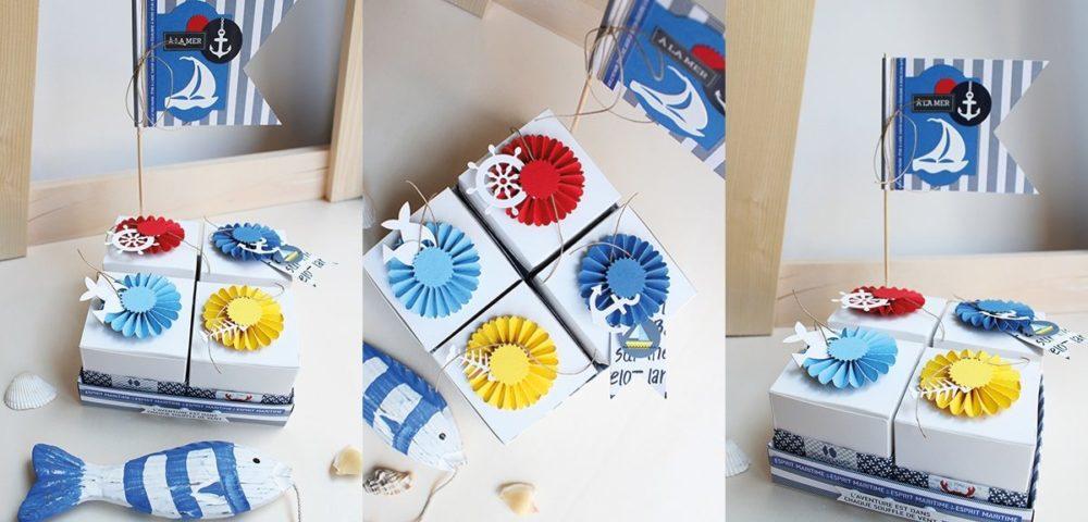 Set de Boîtes Gourmandes Grand Ouest Kesi'Art