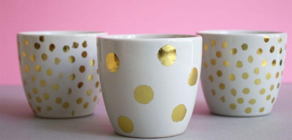 Tutoriel pour utiliser les kits à dorer Kesi'Art sur des tasses